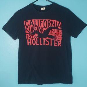 Hollister California Surfing tee
